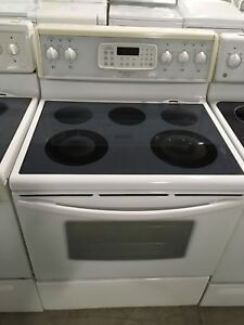 Frigidaire convection oven glass top stove