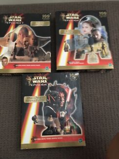 3 Collectable Star Wars puzzle set - 100 piece