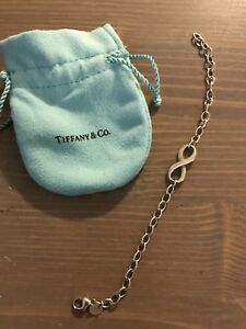 Tiffany and Co. Infinity Bracelet