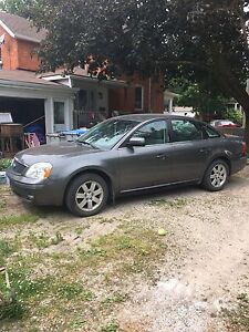 2006 Ford 500 SEL all wheel drive