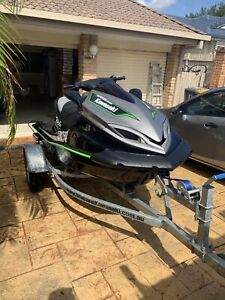 Kawasaki 310x jet ski Wishart Brisbane South East Preview