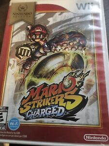 Mario strikers for wii