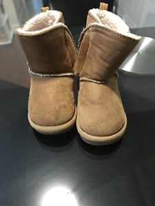 Toddler fall boots and slippers