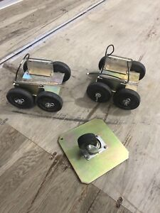 Large snowmobile Dolly's for sale