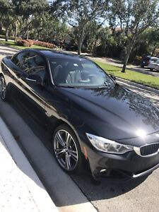 BMW Convertible 428XI 2014
