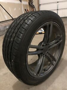 TIRES and RIMS 235/45 R18 114.3/100