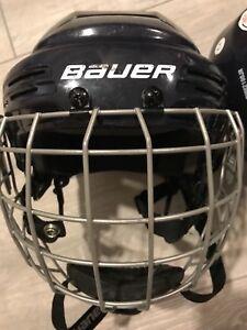 Casque hockey junior