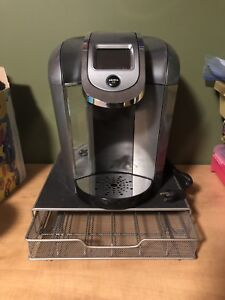 Keurig Coffee Machine and Drawer
