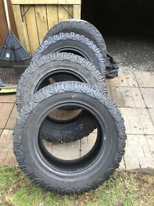 Pneus Mud Tires OffRoad Discovery SST LT305/60R18