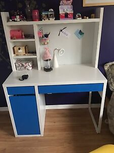 Kids IKEA desk and chair