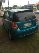 2008 Holden Barina TK - Teal Seventeen Mile Rocks Brisbane South West Preview