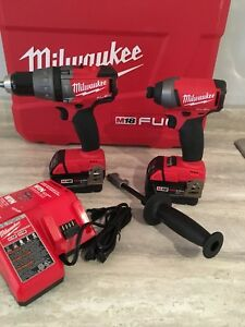 Milwaukee fuel 5.0 M18 BRUSHLESS KIT 2897-22