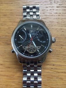 Magnus Automatic Watch +Box and papersLIKE NEW