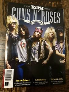 Guns N' Roses - Classic Rock Special Edition Magazine