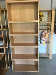 Bookcase in new condition