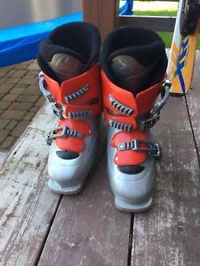 Bottes de ski pour enfants