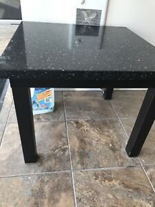 Quartz coffee table / side table (Pair)