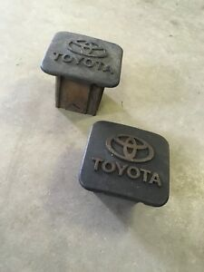 Genuine Toyota Tow Hitch Rubber plug