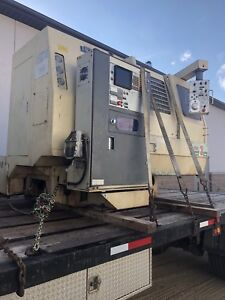 Scrap machinery removal