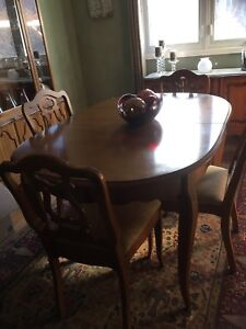PRICE DROP!! Dining room furniture/set, Italian made