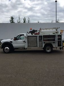2008 ford F550