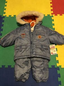 SOLD PPU Snowsuit Brand new with tags