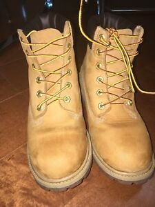 Timberland Boots Size 5.5 Men's