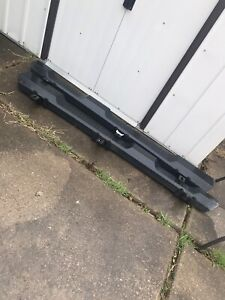 Jeep Wrangler Side Steps (Two Pairs)