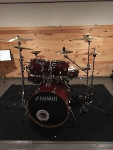 Sonor Force 2005 Drum Kit