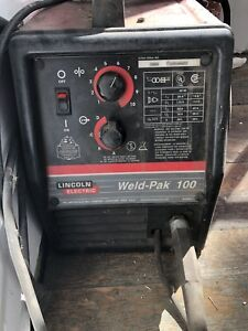Lincoln Electric Weld pac 100