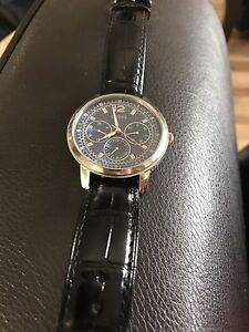 Men's Guess Watch - genuine leather