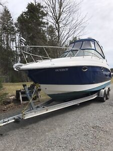 2006 Chaparral 276 Signature 30' overall length