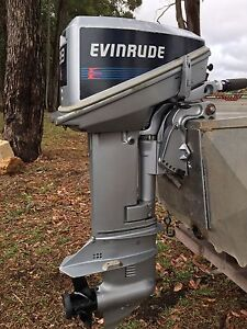 OUTBOARD MOTOR 9.9HP Gidgegannup Swan Area Preview