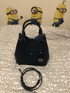 *** MICHAEL KORS GREENWICH SATCHEL BAG ***