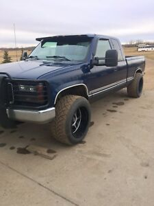 1998 gmc k1500 Ext shortbox (Package Deal)