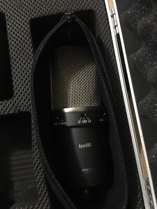 Apex 580 Condenser Microphone with pop filter