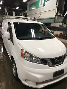 2013 Nissan NV200 / 125,000 kms