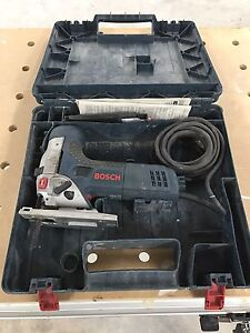 Assorted carpentry tools