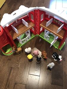 Ferme Little People Fisher-Price