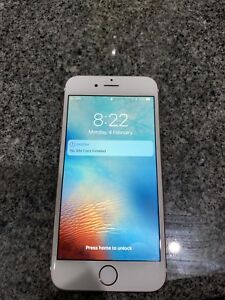 iPhone 6s 16gb rose gold immaculate condition