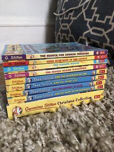 Geronimo Stilton Book Set