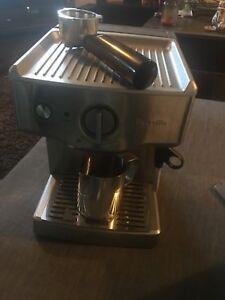 Breville expresso machine