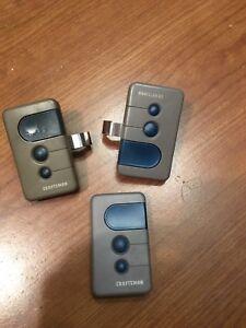 CRAFTSMAN-Garage Door Opener Remotes