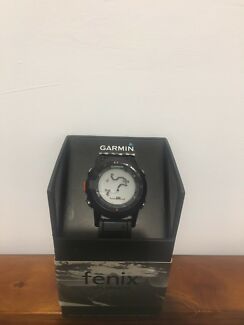 Garmin Fenix Smartwatch Brand New In Box With Warranty
