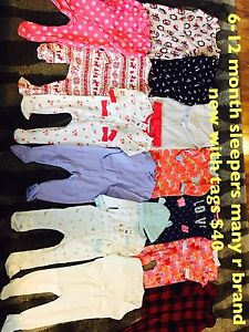 Baby clothes 3-6 months 6-12 months