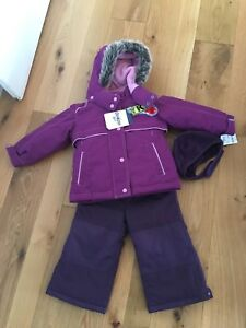 Brand new osh kosh snow suit. 24 months