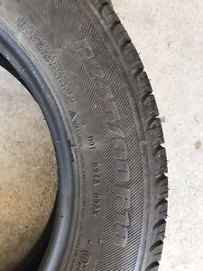 Michelin all season tires for sale P245/60R18