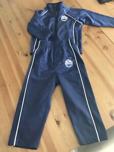 Size 2T boys track suits