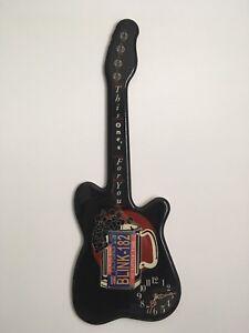 Blink-182 Guitar Clock