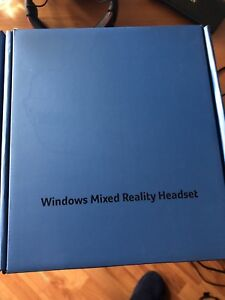 Windows Mixed Reality - Acer (VR Console)